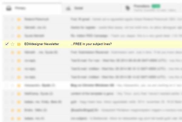 Should You Use FREE in Your Subject Lines?