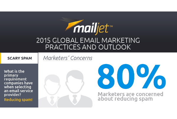 Global Email Marketing Practices Infographic (2015)