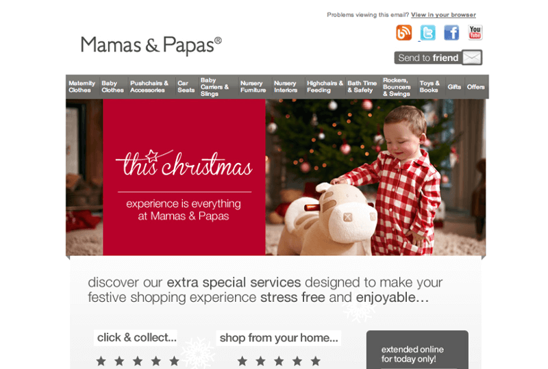 Last Minute Guide to Christmas Email Marketing
