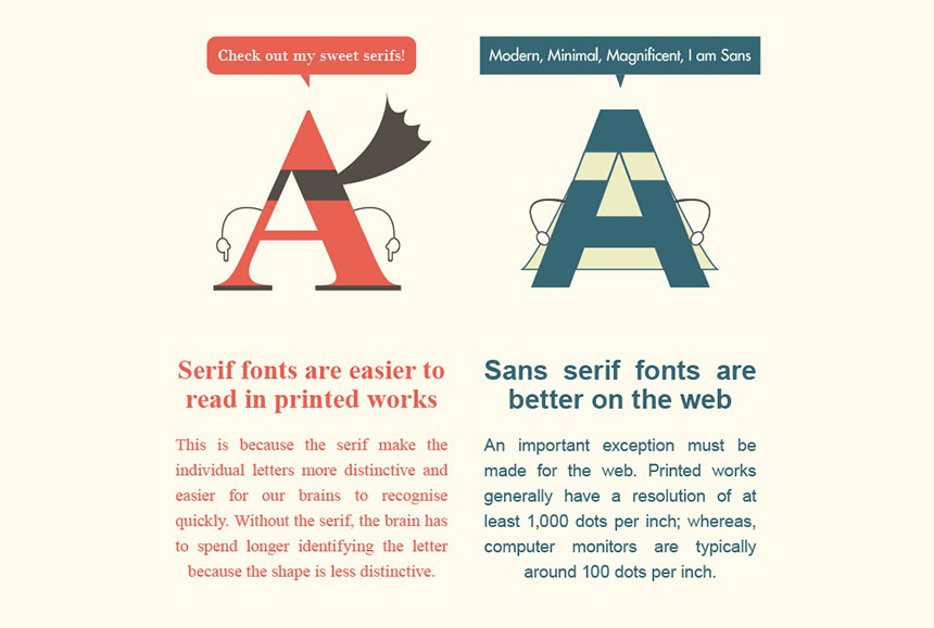 Which Web Safe Fonts Should You Use in Your Email Templates?