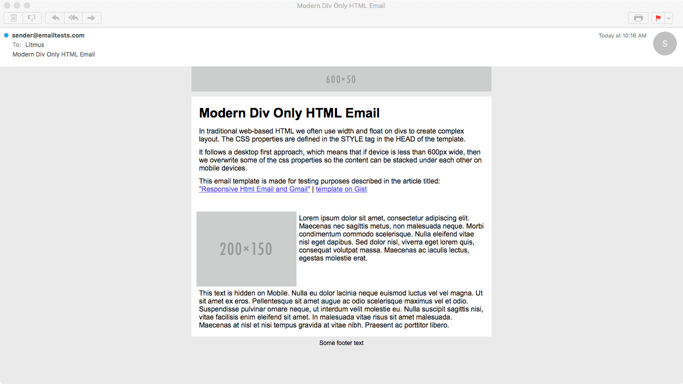 Email Template Development Guides Tutorials Tools Edmdesigner Blog