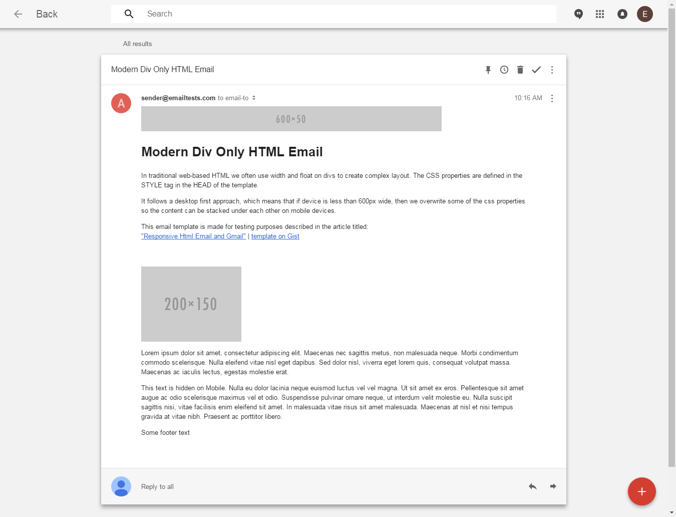 Inbox on Chrome