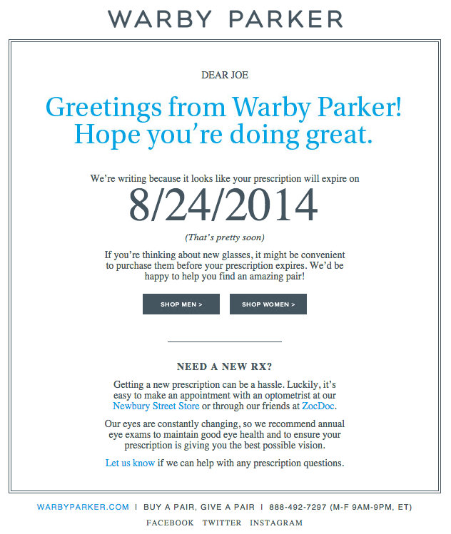warby-parker-email-template