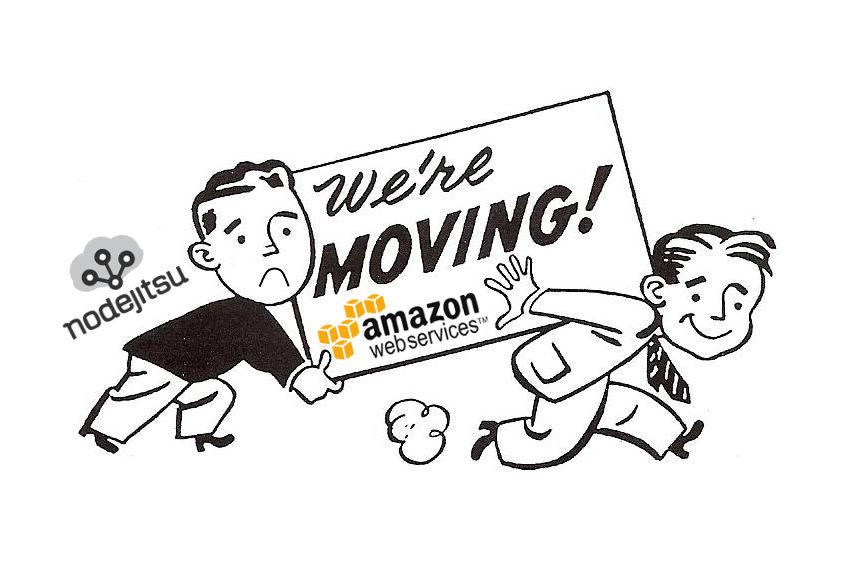 Update: Moving from Nodejitsu to Amazon Cloud